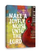 Christian Music Canvas Print