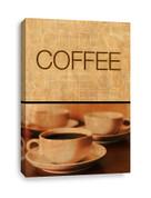 Coffee Canvas Print for church