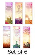 Set of 6 Encouraging Church Banners (2x6ft or 3x8ft)