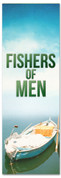 Christian Mission Banners - Fishers of Men (long)