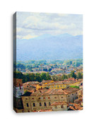 Canvas Print of city (part one)