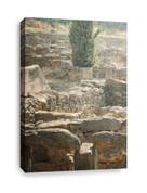 Canvas Print of Ancient Ruins pt. 1