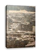 Ancient Ruins Canvas Print (part 3)