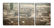 Ancient Ruins Canvas Prints (pack of three)