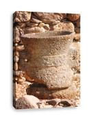Ancient Stone Artifact Canvas Print