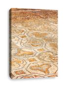 Artifacts Ancient Floor Canvas Print