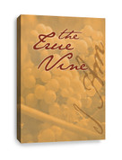 Christian Canvas Print for church - I am The True Vine