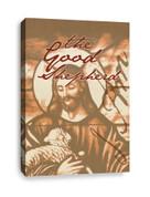 Christian church canvas print of The Good Shephard