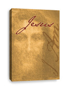 Jesus Canvas Print for Christian churches
