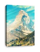Canvas Print for Christian churches - Mountain part 2
