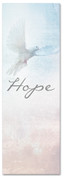 Christian church Praise banner - Hope