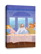 The Lord's Supper pt. 2 - Canvas Print