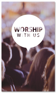 Church worship connection banners