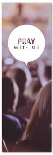 2x6 Church Connection banner - Prayer