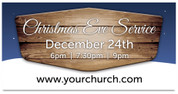Outdoor Christmas Banner 13A