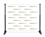 step and repeat ministry logo banner