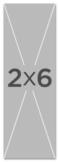 2x6 custom christian church banners