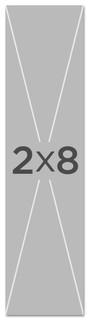 2x8 custom christian church banner