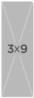 3x9 custom christian church banner