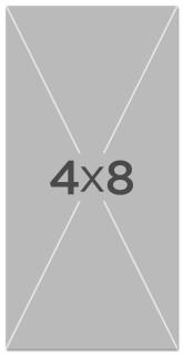 custom 4ft x 8ft christian church banner