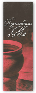 communion banner created for Easter set of 4