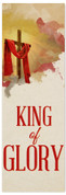 King of Glory Church Banner