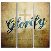 Glorify the Risen King set of 3 banners