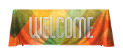 Welcome Table Throw Plaid pattern
