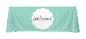 Welcome Table Throw for Churches