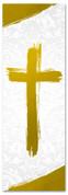 PAT031-1 Cross Brush Gold