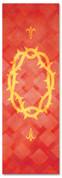 PAT041-1 Thorns - Lattice Red
