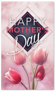 Mothers Day Tulips Banner
