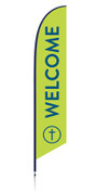 Feather - Outdoor Banner B68 VF