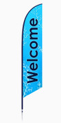 Feather - Outdoor Banner B79 VF