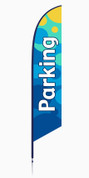 Feather - Outdoor Banner B89 VF
