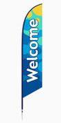 Feather - Outdoor Banner B91 VF