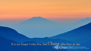 Christ Who Lives Mountains 02 - Still