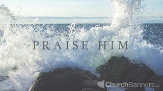church media still praise him