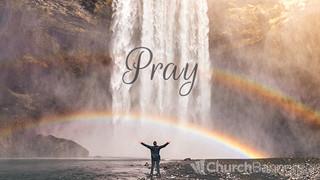 church media still pray