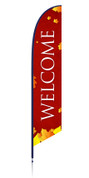 Banner Burgundy Welcome - FB