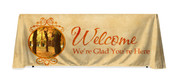 Tablecloth banner 2