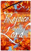 Rejoice - Fall- HB005A xw