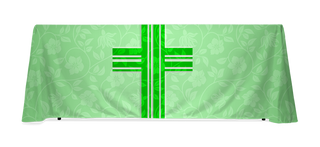 Tablecloth banner 19