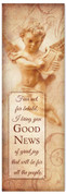 Nativity Christmas Angel Church Banner