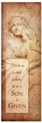 Nativity Christmas Mary Church Banner