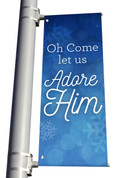 DS Light Pole Banner - Christmas 19