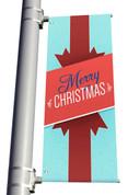 DS Light Pole Banner - Christmas 23