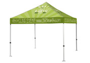Event Tent 10ft x 10ft full color