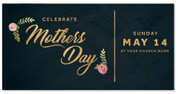 Outdoor MD101 Mother's Day Gold Text