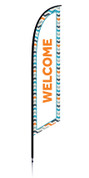 VBS Feather Arrow Pattern - Welcome